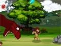 Dino Panic online hra