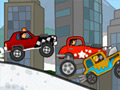 Rod Hots Hot Rod Racing online hra