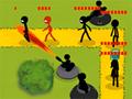 Stickman TD online hra