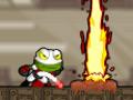 Ninja Frog online hra