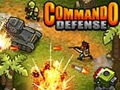 Commando Defense online hra