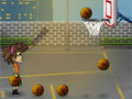 Afro Basketball online game