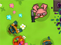 Zombie Kids - Easter Day online hra