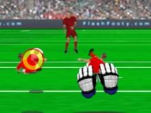 Goalkeeper Premier online hra