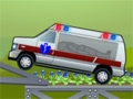 Ambulance Truck Driver online game