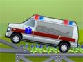 Ambulance Truck Driver online hra