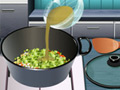 Sara's Cooking Class: Potato soup online game
