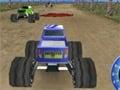 Monster Truck Adventure 3D online hra