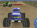 Monster Truck Adventure 3D online hra