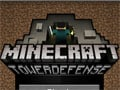 Minecraft Defence online game