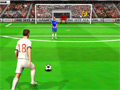 Euro Free Kick 2012 online game