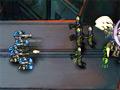 Robots vs Zombies online hra