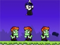 Zombies vs Vampires online hra