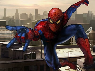 The Amazing Spider-Man online hra