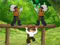 Ben 10 Jungle Adventure online hra