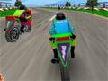 3D Moto Racing online hra