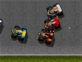 Penguins Super Kart online hra