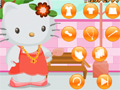 Hello Kitty Dress Up online game