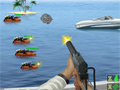 Speedboat Shooting online game