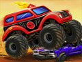Crazy Monster Truck online game