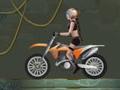 Moto Tomb Racer online hra