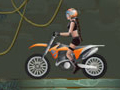 Moto Tomb Racer online game