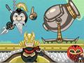 Ninja Cannon online hra