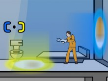Portal: The flash version online game