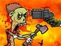 Mass Mayhem - Zombie Apocalypse online hra