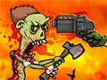 Mass Mayhem - Zombie Apocalypse online game