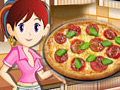 Sara's Cooking Class: Pizza Tricolore online hra