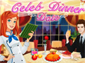 Celeb Dinner Date online game