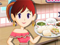 Sara's Cooking Class: Burritos online hra