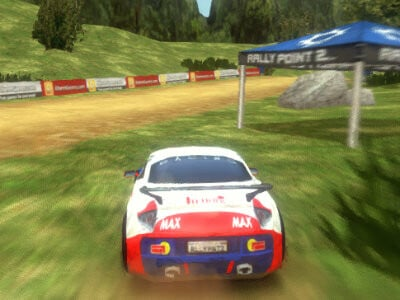 Rally Point 2 online game
