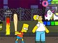 Kick Ass Homer online game