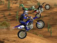 Motocross Nitro online hra