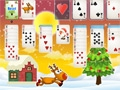 Santa Solitaire online game