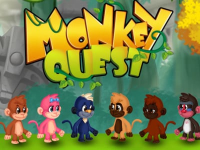 Monkey Quest online hra