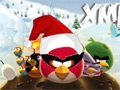 Angry Birds Space Xmas online game
