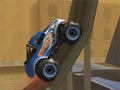 Monster Trucks 360 online hra
