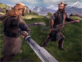 The Hobbit - Dwarf Combat Training online hra