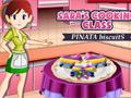 Sara's Cooking Class: Pinata Cookies online hra
