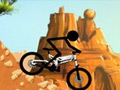 Stickman Downhill online hra