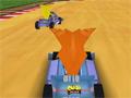 Crash Bandicoot 3D online hra