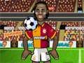 Drogba Bouncing Ball online game