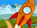Rocket Rush 2 online hra
