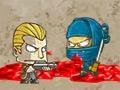 Ninja Mafia Siege 2 online hra