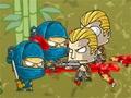 Ninja Mafia War 2 online hra