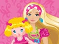 Barbie Baby Sitter online game