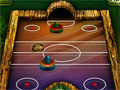 Jungle Air Hockey online hra
